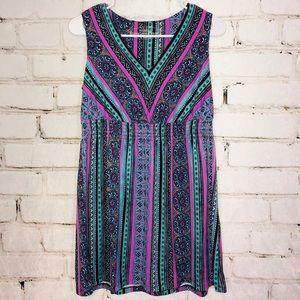 Soma tunic tank top blouse gift soft xs